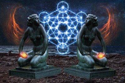 the twins Gemini's duality