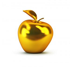 Eris and the Golden Apple